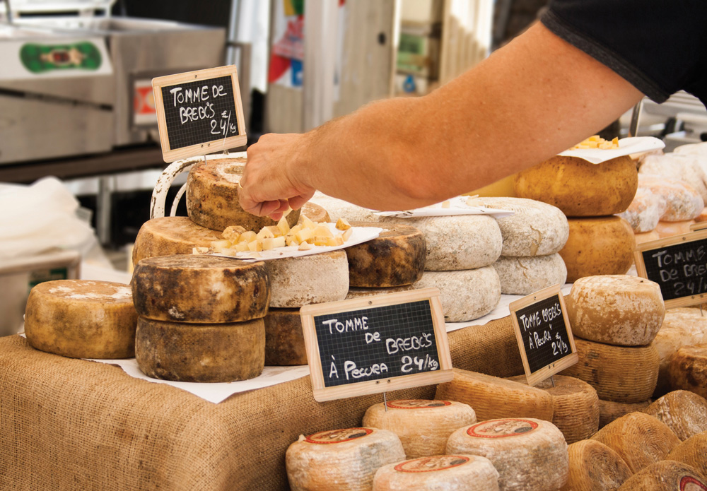 Fromages Corse