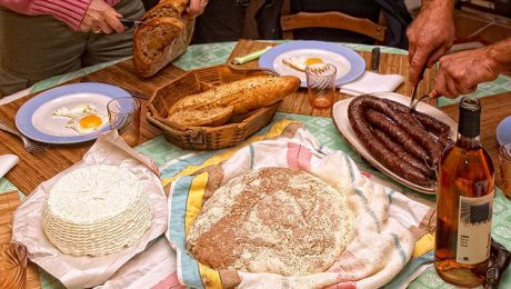 Spécialités culinaires Corse