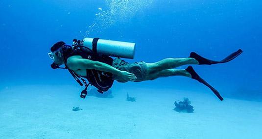 S'initier à la plongée sous-marine